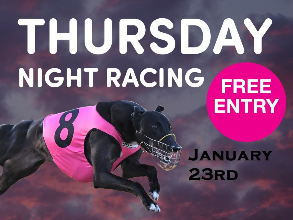 Thursday night Racing image